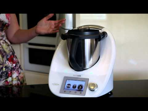 Thermomix TM5 Unboxing and Intro - English