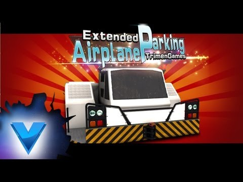 Video of Airplane Parking 3D Extended