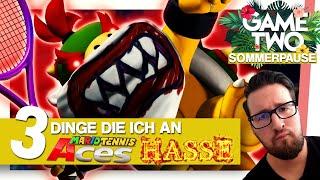 3 Dinge, die ich an Mario Tennis Aces HASSE!