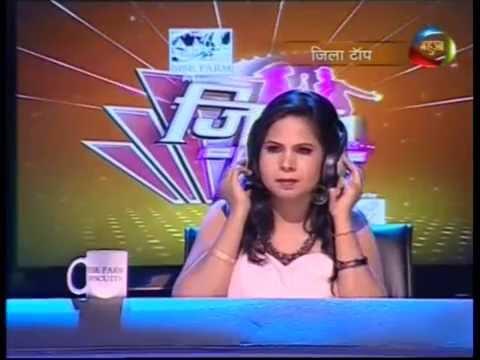 tu hi meri shab hai .. sung by amit ranjan in a reality show called Zila Top