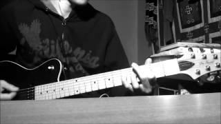 KROKUS - Too Hot (Rhythm guitar cover)