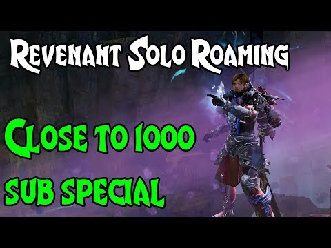 What is Revenant supposed to do in PvP? — Guild Wars 2 Forums