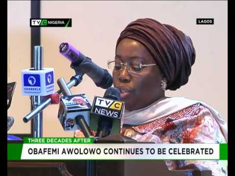 Download Obafemi Awolowo Posthumous Birthday Lecture HD Mp4 3GP Video and MP3