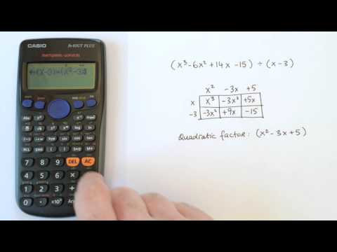 Project Maths | Learn to use calculators