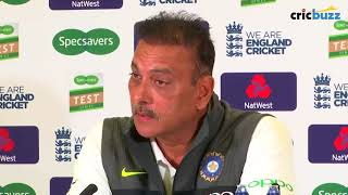 We've won just a Test match, there's still a series to be played - Ravi Shastri
