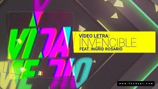 Video Invencible (Letra) de Funky