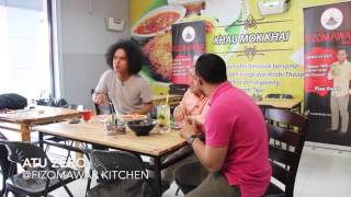 Atu Zero Di Fizomawar Kitchen Tarikan Utama Di Bangi.
