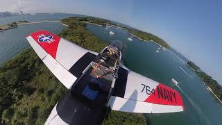 Southern Islands FPV Free Flight Insta360 One X (Uncut)