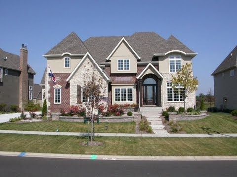 Tour a luxury model home in Plainfield