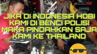 Story Wa Anak Racing