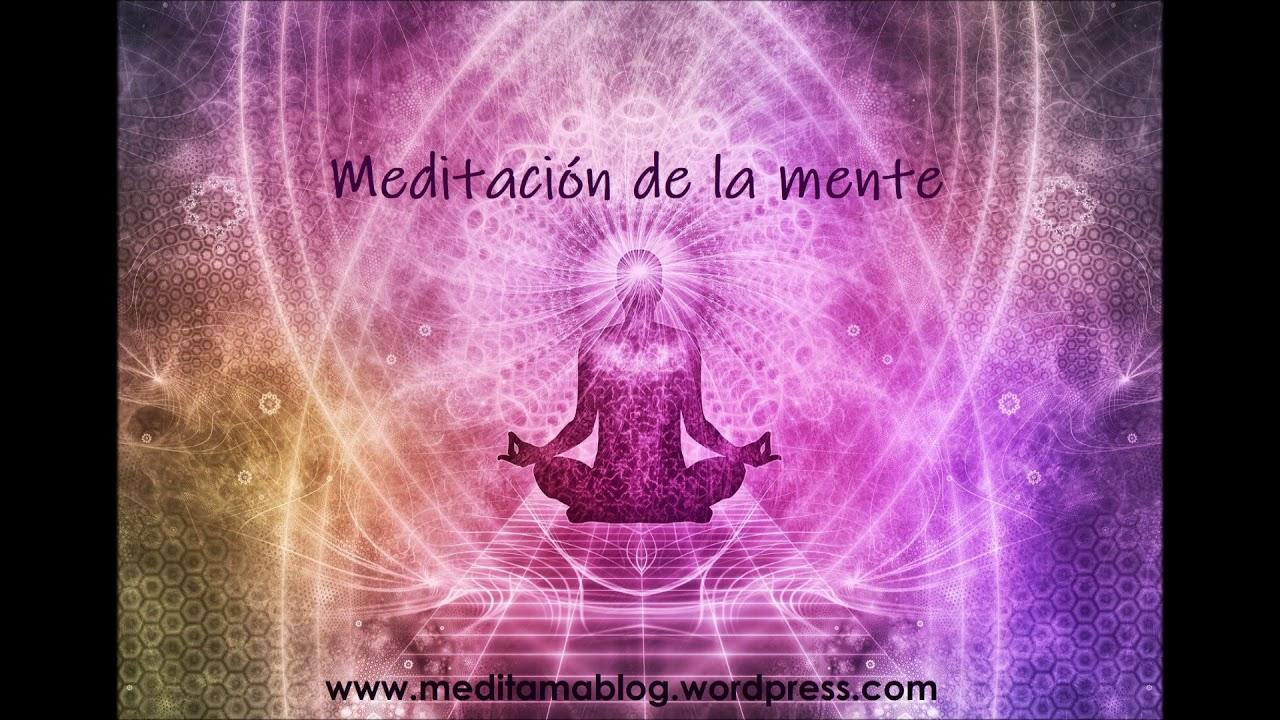 Meditación de la mente
