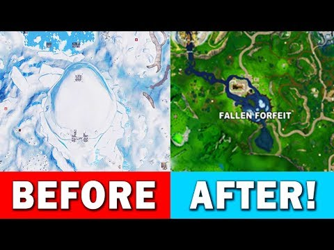 Fortnite Is Tilted Towers Being Removed