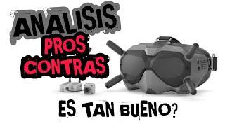 DJI FPV DIGITAL✅ para drones de CARRERAS (español)/Vale la pena en 2019?.