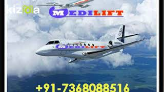 Hire Cheap and Secure Air Ambulance Service in Jabalpur