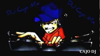 Mix - cumbias con banda para bailar 90`s - Cajo dj