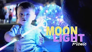 Walter Sisulu Gardens Moon Light Picnic | Vlog