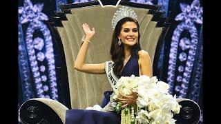 รวมสเต๊ปการ แนะนำตัว,เดิน,ตอบคำถาม miss universe Thailand 2017 🇹🇭 ของ มารีญา พลูเลิศลาภ [FULL]