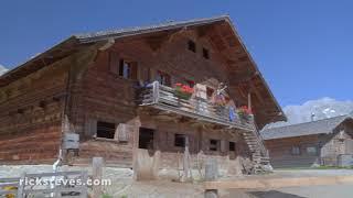 Thumbnail of the video 'Walderalm, a Traditional Farm High in Austria's Alps'