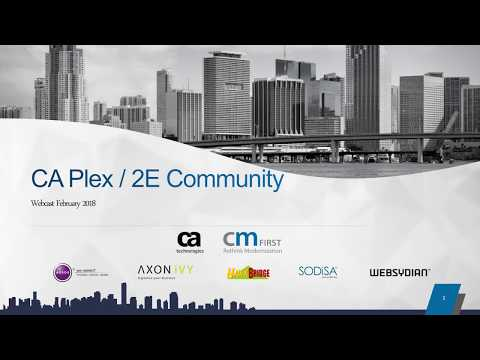 CA Plex CA 2E Feb Community Event [Video]