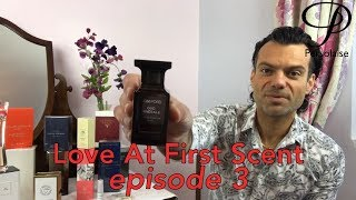 Persolaise Love At First Scent 03 - perfume reviews feat. Tom Ford, Clinique, Kenzo