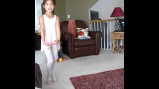 Caroline Ballerina