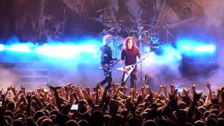 Kreator - Gods of Violence (Stadium Live, Moscow, Russia, 07.03.2017)