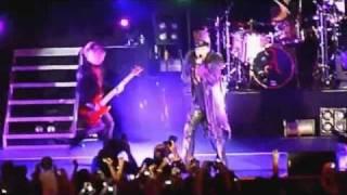 Entire Adam Lambert Tampa (St. Pete) Concert Tropicana Field Part 1 of 6