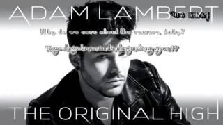 [ Lyrics - Vietsub ] Rumors - Adam Lambert ft. Tove Lo