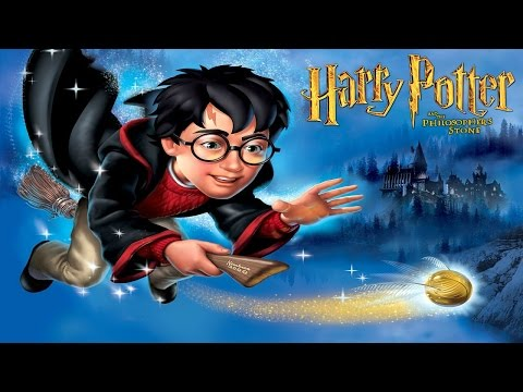 Harry Potter and the Philosopher's / Sorcerer's Stone (PC) - Full Game Walkthrough - No Commentary