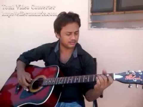 gulabi ankhen song guitar chords by ramjaan khan (hindi songs on guitar )