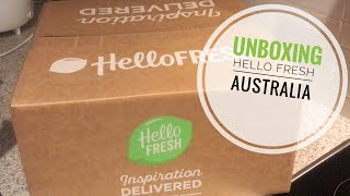 HELLO FRESH UNBOXING #2 + Discount Code!