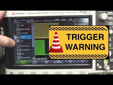 EEVblog #1235 - How To Align Signals On A Digital Oscilloscope