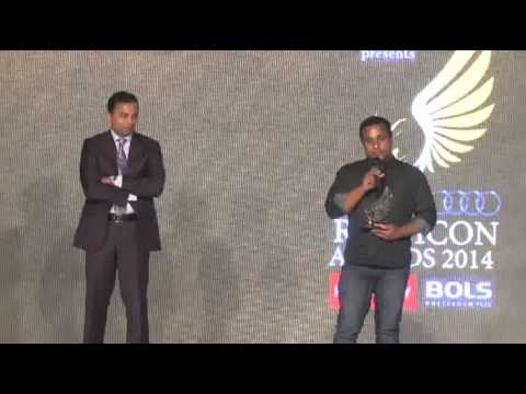 Kiran Reddy - AUDI RITZ ICON AWARDS (Chennai Edition) - 2014