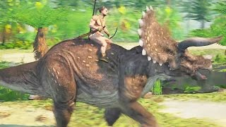 CLAW HUNTER Gameplay Trailer (New Dinosaurs OPEN WORLD Game 2017) PS4 Xbox One PC