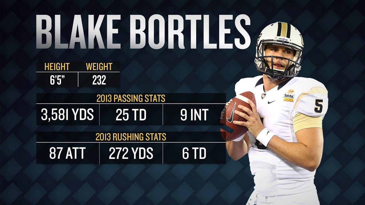 Blake Bortles 2014 NFL Draft Profile thumbnail