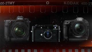 Nikon vs Canon или все таки Leica M?