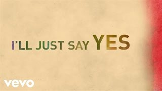 Brian Courtney Wilson - I'll Just Say Yes (Live/Lyric Video)