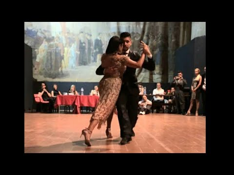 Tango - Sebastian Jimenez y Maria Ines Bogado - Todi TANGO Festival