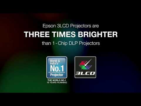 To 3LCD or not? – Epson at InfoComm 2017