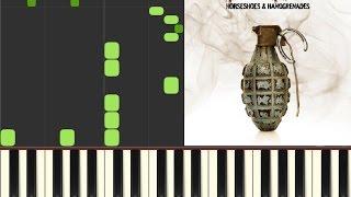 Remedy - Disciple  Piano Cover