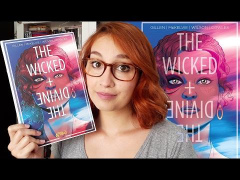 The Wicked + The Divine (Kieron Gillen) | SORTEIO | Resenhando Sonhos
