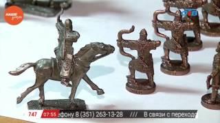 Наше УТРО на ОТВ – мужское хобби – коллекция солдатиков