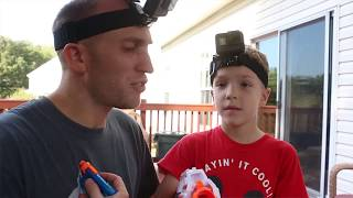 Download Youtube: Nerf War:  Hide and Seek