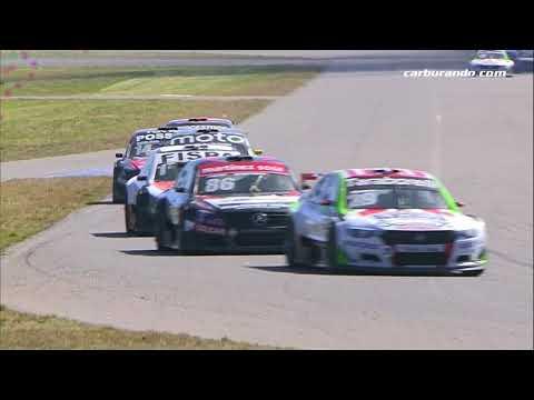 Final Carrera 2 TopRace y TopRace Series 8° fecha 2019 Olavarría