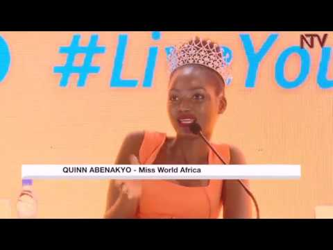 Beauty Queens tip teens on how to prevent early pregnancy