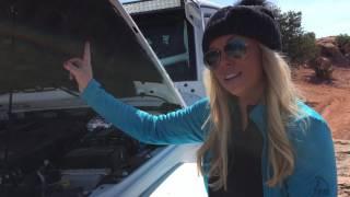 Jeep Talk Show Food Segment from the 51st Easter Jeep Safari on Flat Iron Mesa Trail ~