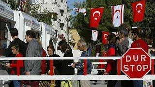 Cipro: l'isola spaccata