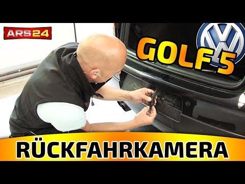 RÜCKFAHRKAMERA IN GOLF 5 EINBAUEN || TUTORIAL || ARS24.com