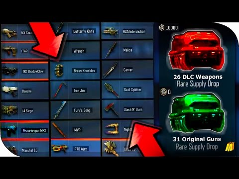 we are being scammed in bo3 all dlc weapons have gone too far now