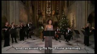 "6. Handel: ""Thou art gone up on high""; Angelika Kirchschlager; Freiburger Barockorchester"
